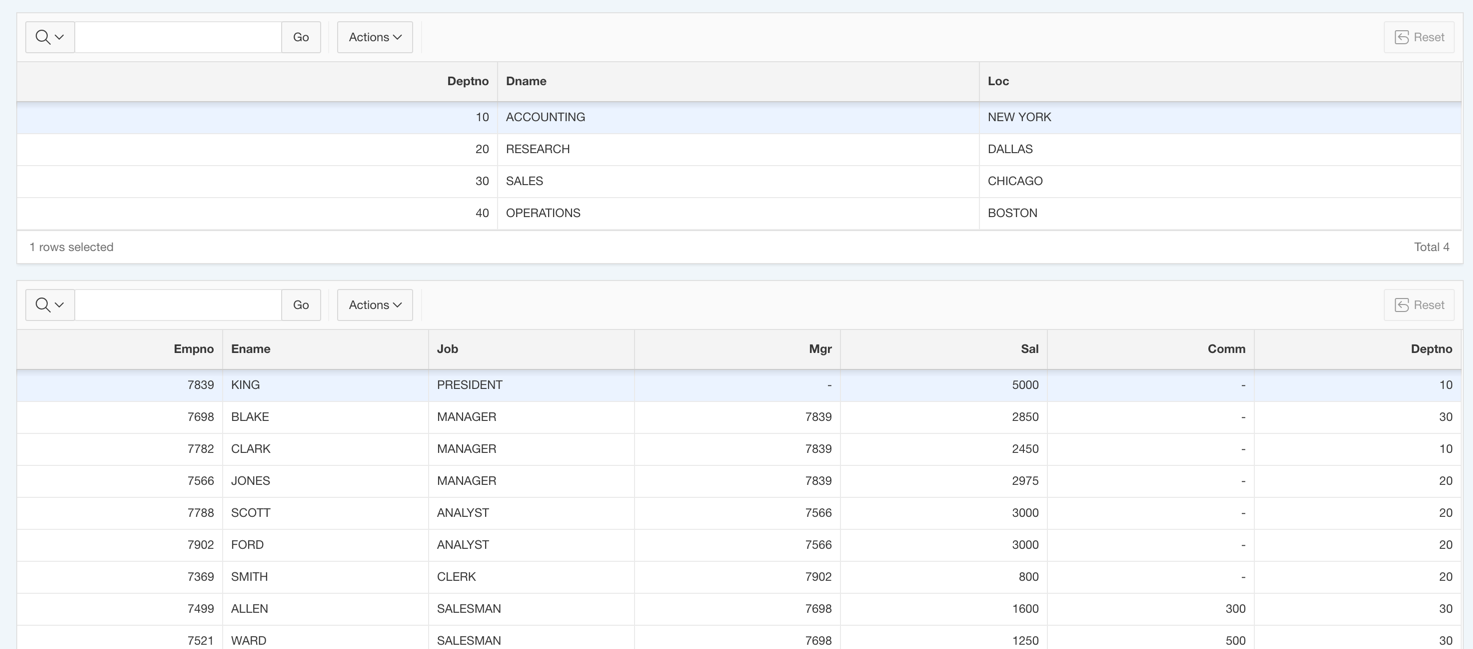 APEX 5.1 – Interactive Grid – Master Detail   Johns Blog